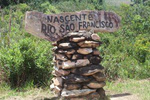 A natureza exuberante do Parque Nacional da Serra da Canastra