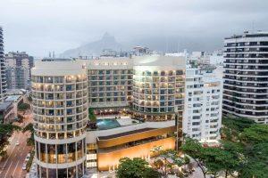 A Accor abriu, 20 unidades no Brasil (2.834 quartos), incluindo o primeiro Fairmont do continente, em Copacabana, Rio de Janeiro.