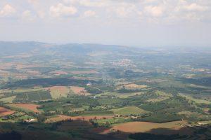 Céus abertos para o turismo em Andradas
