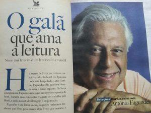 Antonio Fagundes em quatro tempos