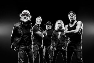 Metallica é uma das atrações na Flórida esse ano