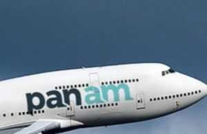 A Pan Am começa pelo Brasil
