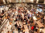 Barra da Tijuca tem mercado com estilo europeu