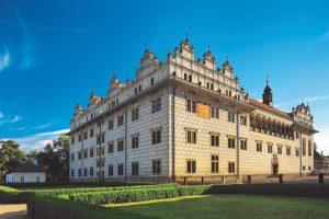 Castelos e palácios da República Tcheca estão abrindo suas portas
