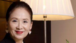 Chieko Aoki convida para a eWMS 2020