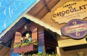 Chocolate, o doce sabor de Monte Verde