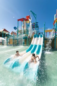 Como hotéis e resorts estão lindado com a recreação infantil