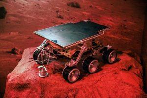 Complexo de Visitantes da NASA oferece atração sobre Marte