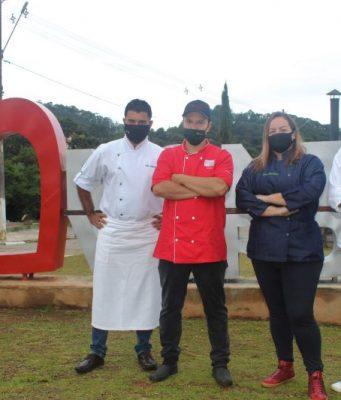 Confraria de chefs divulga nova gastronomia de Monte Verde