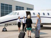 Cresce demanda de fretamento de aeronaves