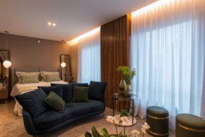 D&D Hotel'Design apresenta ambientes projetados para hotelaria