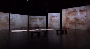 Da Vinci 500 anos: aventura interativa e multissensorial