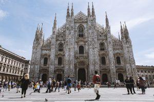 Milão está entre os destinos internacionais mais procurados