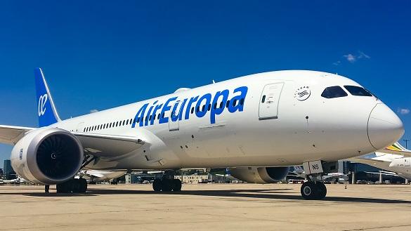 Air Europa oferece rota São Paulo - Madri com mais conforto e menos tempo de voo com o Dreamliner