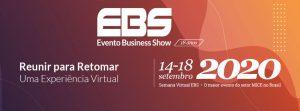 EBS virtual mostrou como serão as novas feiras do trade