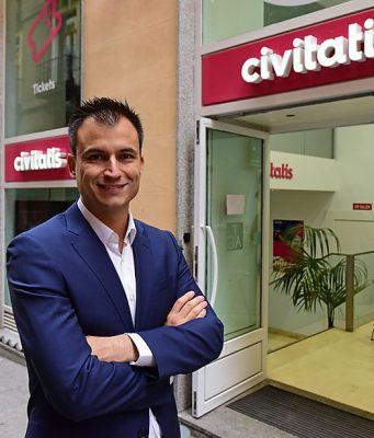 Empresa espanhola investe em turismo no Brasil