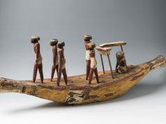 Exposição sobre Egito Antigo segue até outubro no CCBB Brasília