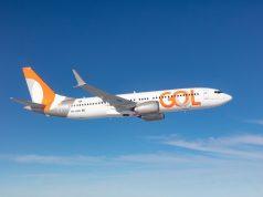 GOL realiza o primeiro voo técnico com o Boeing 737 MAX