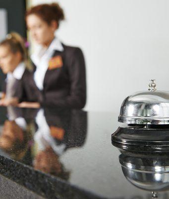 Curso de Gestão para hotelaria