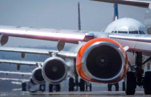Governo prepara auxílio para as companhias aéreas