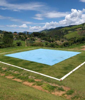 Heliponto da Villa é mais um atrativo para descobrir as belezas da Mantiqueira