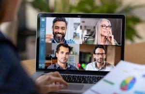 Home office: como fazer bonito em videochamadas