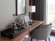 Hotéis Hilton oferecem office room para profissionais