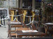 Hotéis e restaurantes têm queda histórica de 44% no faturamento e 397 mil de empregos perdidos