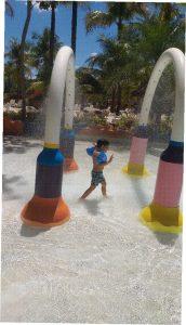 Hot Beach Park, ideal para férias em família