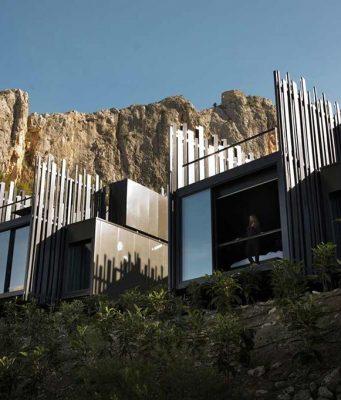 Hotel Vivood Landscape arquitetura sustentável e muita natureza
