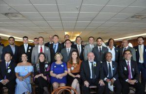 Reunião da Frentur com a hotelaria nacional mobiliza parlamentares de todo o país