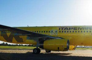Itapemirim Transportes Aéreos inicia venda de passagens para 35 destinos