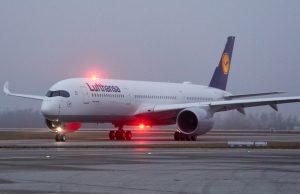 Lufthansa retoma rota São Paulo-Munique