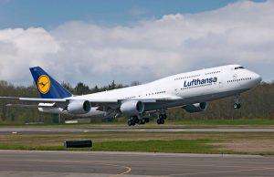 Lufthansa segue operando para atender repatriados