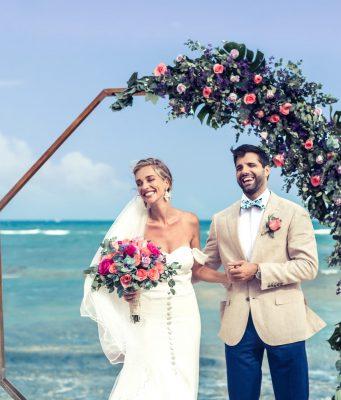 México, destino ideal para casamentos à beira-mar