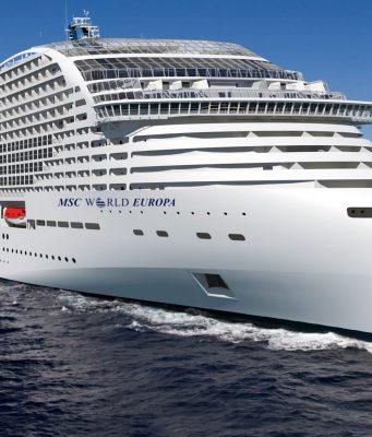 MSC compromete-se a zerar as emissões de suas operações de cruzeiro até 2050