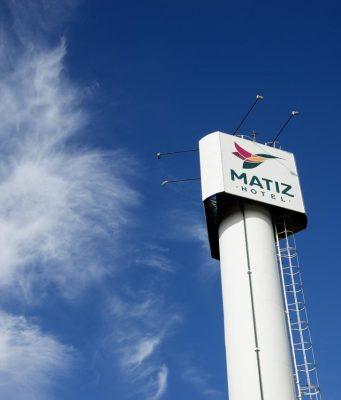 Matiz Express é a nova marca da Hotelaria Brasil
