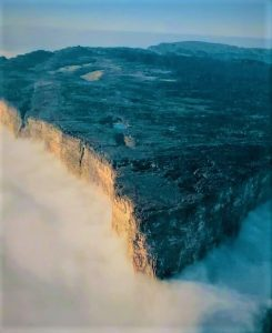 "Monte Roraima, o novo destino ""top"" do turismo nacional"