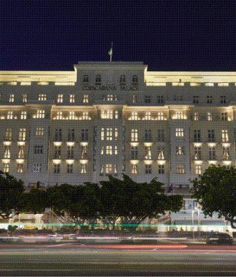 Natal no Belmond Copacabana Palace