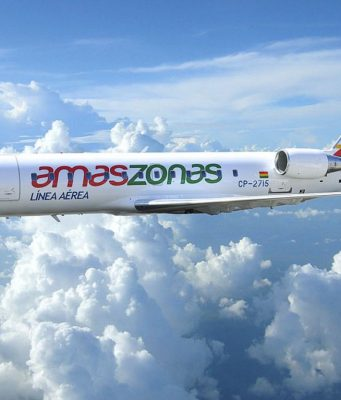 Nella Airlines, norte-americana comandada por brasileiro, compra Amaszonas Línea Aerea