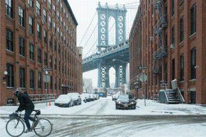 Nova York no inverno é cheia de atrações