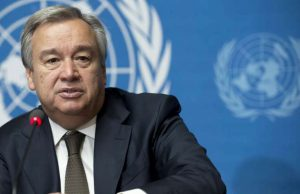 ONU pede a recuperação do setor de Turismo