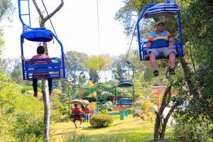 Parque Maeda é opção de lazer em Itu