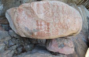 Pedra Pintada, um mistério a ser descoberto