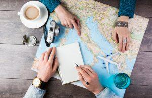 Planejamento é fundamental para o sucesso da viagem