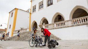 """Portugal ganha prêmio de """"Destino Turístico Acessível"""" da OMT"""