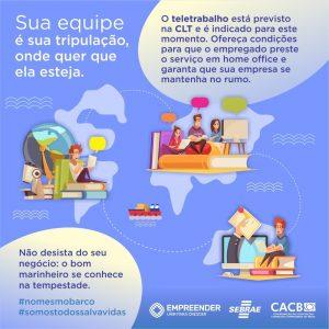 Programa Empreender lança alternativas para MPEs