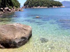 Quem disse que praia é só no verão