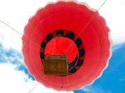 Rio Quente terá voo de balão panorâmico