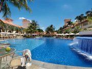 Royal Palm Plaza entra em clima havaiano nas férias